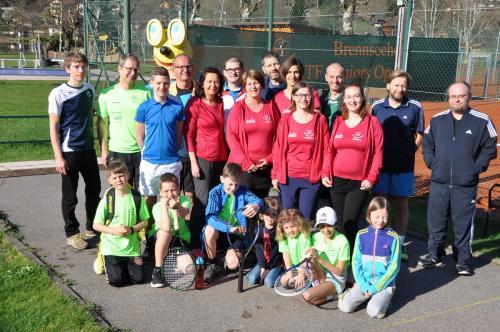 Tenniscamp Feld am See 2019
